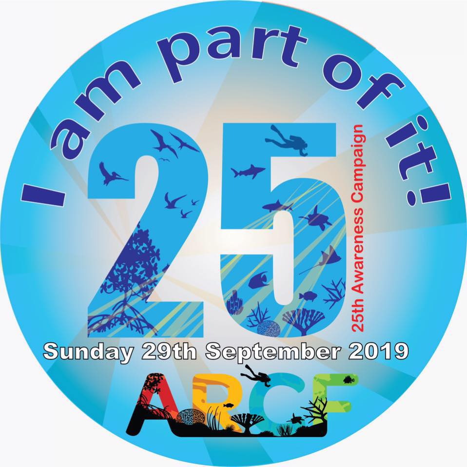 25th Aruba Reef Care Project 2019