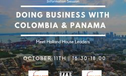 business witn Colombia and Panama