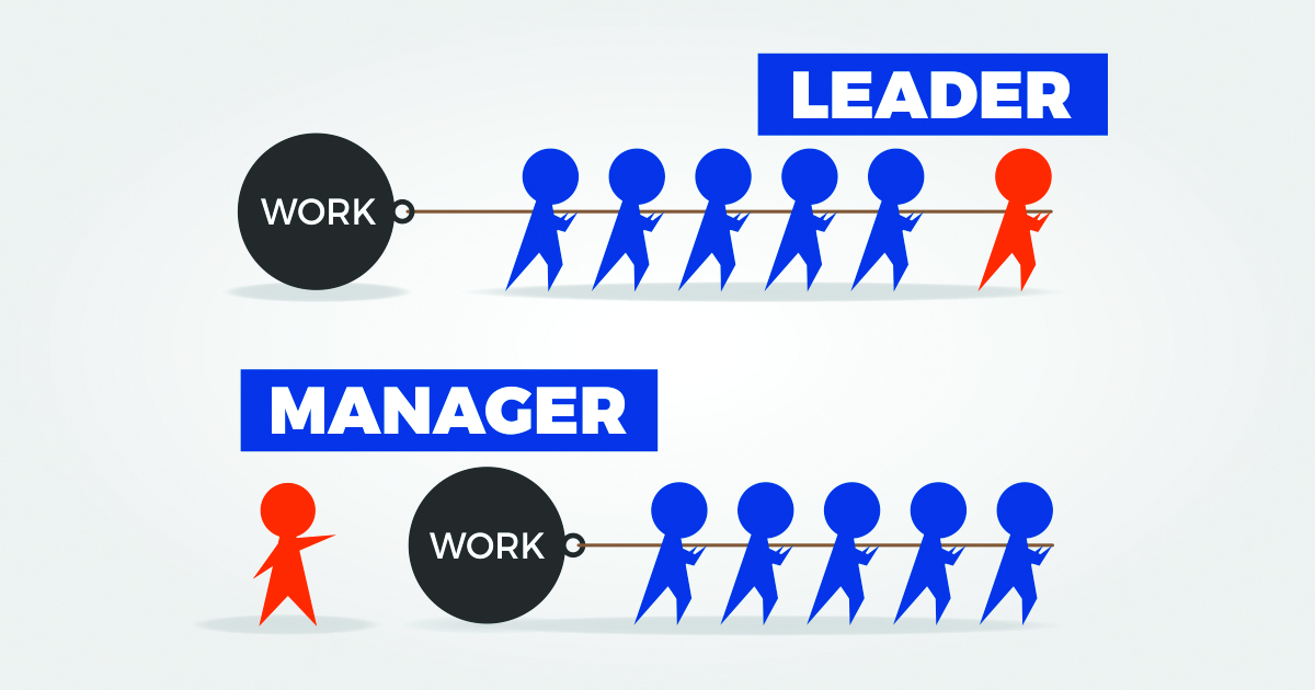 Leadership versus Management - Entrepreneur Caribbean